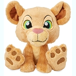 Disney Plush - Nala Big Feet - 10''