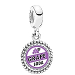 Disney Pandora Charm - Grape Soda