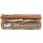 Disney JENGA Game - Pirates of the Caribbean - Disney Vacation Club Edition