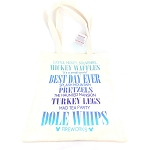 Disney Tote Bag - Best Day Ever - Magic Kingdom Quotes
