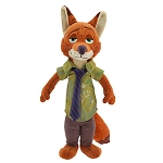 Disney Plush - Nick Wilde - Zootopia - 15''