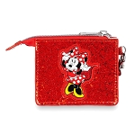 Disney Kids Wallet - Minnie Mouse Glitter
