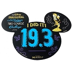 Disney Magnet - Lumiere's Two Course Challenge - 2016 Inaugural Race - runDisney