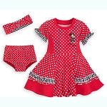 Disney Baby Dress - Minnie Mouse Dress Set