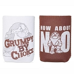 Disney Beverage Holder Set - Grumpy - Snow White and the Seven Dwarfs