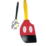 Disney Utensil Set - Mickey Mouse Baking Spatula Set