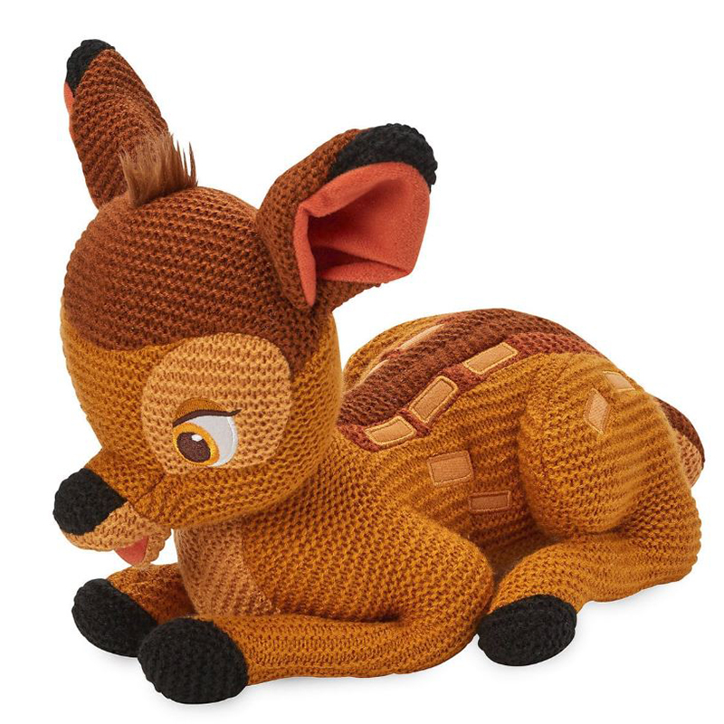 Disney Knit Plush - Bambi - Limited Release - 12 1/2''