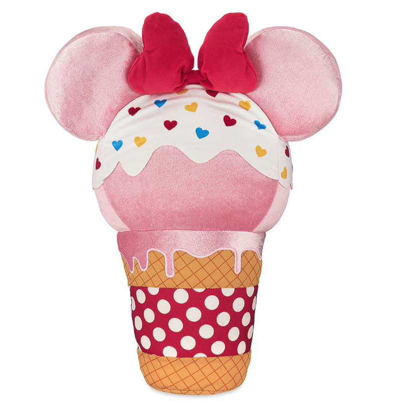 Disney Plush - Minnie Mouse Ice Cream Cone - Scented - 20''