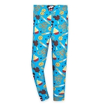 Disney Women's Leggings - Disney Parks Food Icons