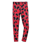 Disney Women's Leggings - Mickey Mouse Ear Hat