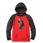 Disney Girls Hoodie Sweatshirt - Minnie Mouse - Reversible Sequins