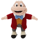 Disney Knit Plush - Mr. Toad - Classic Cozy Knits - 9''