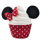 Disney Plush - Minnie Mouse Cupcake - Scented - 14''