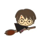 Universal Pin - Harry Potter Character