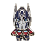 Universal Pin - Transformers - Optimus Prime