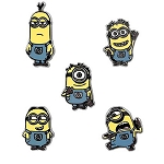 Universal Pin Set - Despicable Me Minions