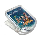 Disney Clip Magnet - Fab 5 - Walt Disney World Logo