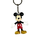 Disney Keychain Keyring - Mickey Mouse - Open Arms