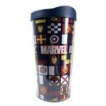 Disney Tervis Tumbler with Lid - Marvel Day At Sea - Disney Cruise Line