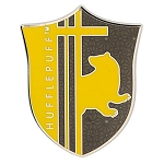 Universal Pin - Harry Potter - Hufflepuff House Pride