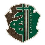 Universal Pin - Harry Potter - Slytherin House Pride