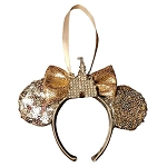 Disney Ornament - Cinderella Castle Minnie Ear Headband