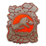 Universal Pin - Jurassic World Logo