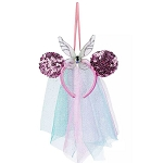 Disney Ornament - Minnie Ear Headband - Disney Fairy