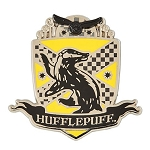 Universal Pin - Harry Potter - Hufflepuff Quidditch Crest