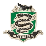 Universal Pin - Harry Potter - Slytherin Quidditch Crest