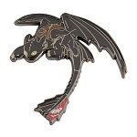 Universal Pin - How To Train Your Dragon - Toothless