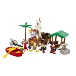 Disney Playset - Mickey Mouse and Friends - Pirates of the Caribbean