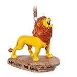 Disney Ornament - Simba - Long Live The King
