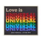 Universal Pin - Love Is Universal