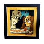 Disney Fine Art - Lithograph on Paper - Sweet Love by Trevor Carlton