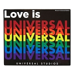 Universal Auto Magnet - Love is Universal