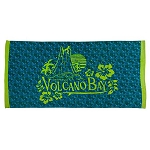 Universal Beach Towel - Volcano Bay Floral