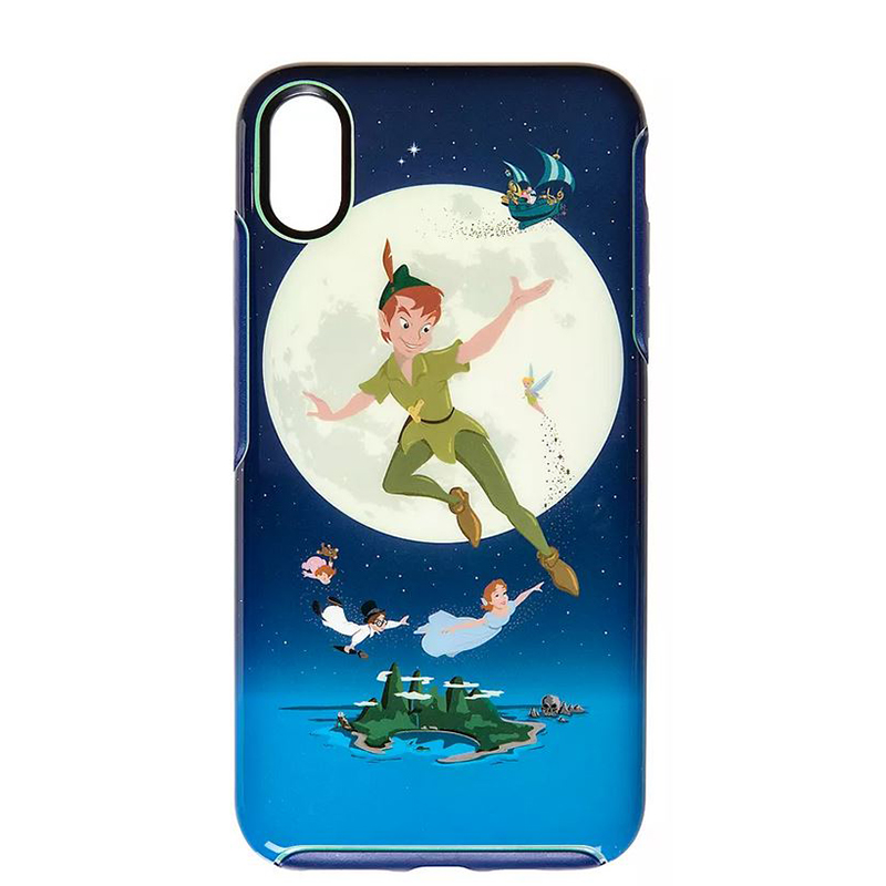 Disney iPhone XS Max OtterBox Case - Peter Pan