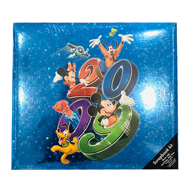 Disney Scrapbook - Walt Disney World 2009