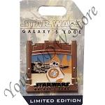 Disney Pin - Walt Disney World Countdown to Galaxy's Edge #1 - BB-8