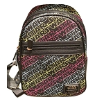 Disney Loungefly Mini Backpack - Star Wars Neon Logo