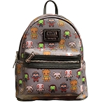 Disney Loungefly Mini Backpack - Guardians of the Galaxy Baby Character Print