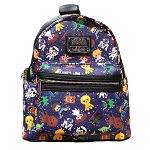 Disney Loungefly Mini Backpack - Star Wars Baby Character Print