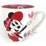 Disney Coffee Cup Mug - 2019 Epcot Flower and Garden Minnie Bloom