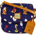 Disney Dooney & Bourke Bag - Beauty and the Beast - Crossbody