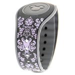 Disney Magicband 2 Bracelet - Haunted Mansion Magicband Purple