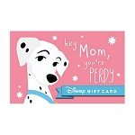 Disney Collectible Gift Card - You're Perdy - Mother's Day