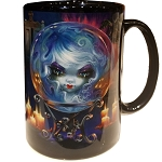 Disney Coffee Cup Mug - Jasmine Becket Griffith - Madame Leota