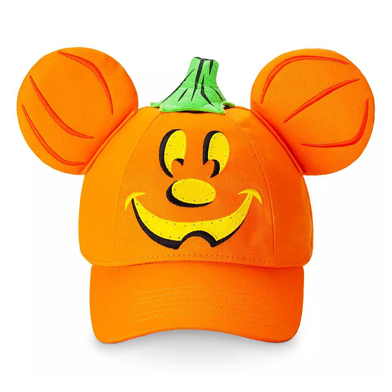Disney Baseball Cap - Pumpkin Mickey - Light-Up