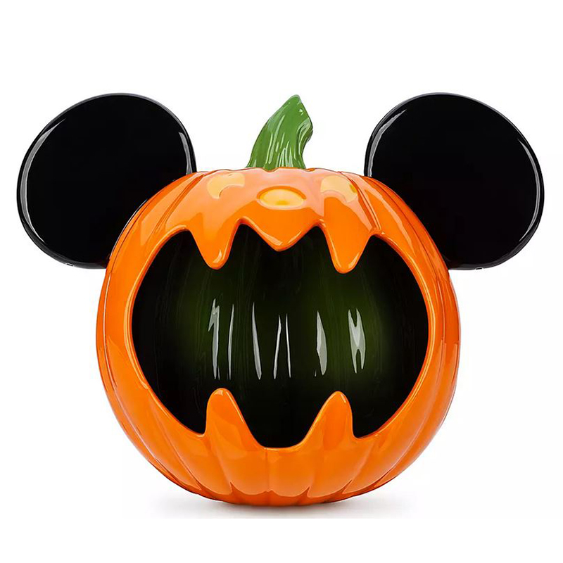 Disney Candy Bowl - Mickey Mouse Halloween Candy Bowl